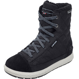 Viking Zip GTX Boots Junior Black/Grey